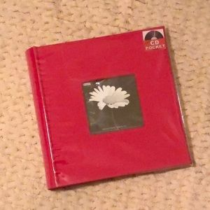 Red Photo Album